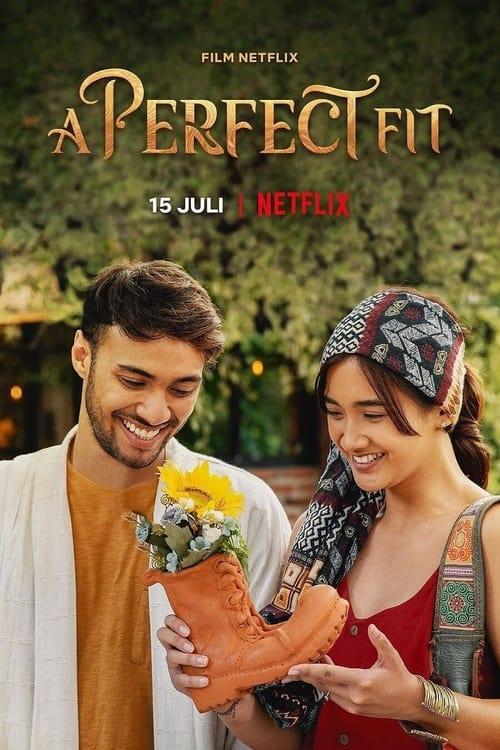 ดูหนังออนไลน์ฟรี [NETFLIX] A Perfect Fit (2021) รองเท้ากับความรัก