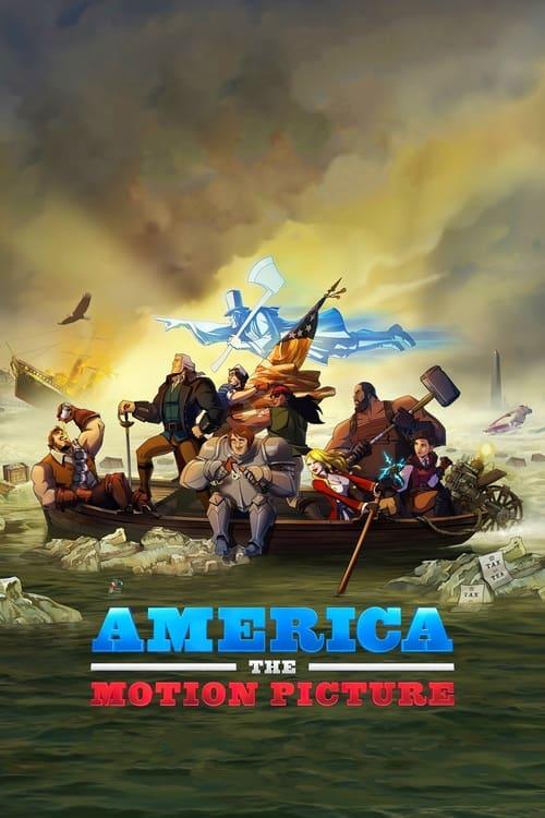 ดูหนังออนไลน์ [NETFLIX] America The Motion Picture (2021) อเมริกา เดอะ โมชั่น พิคเจอร์