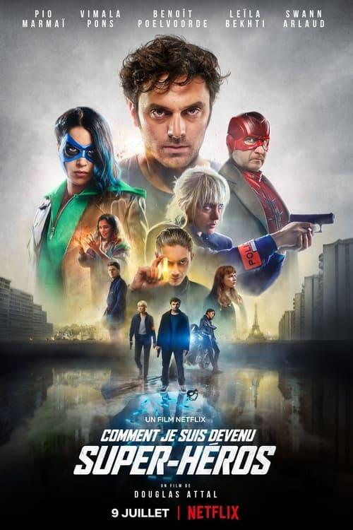 ดูหนังออนไลน์ [NETFLIX] How I Became a Superhero (2021) ปริศนาพลังฮีโร่
