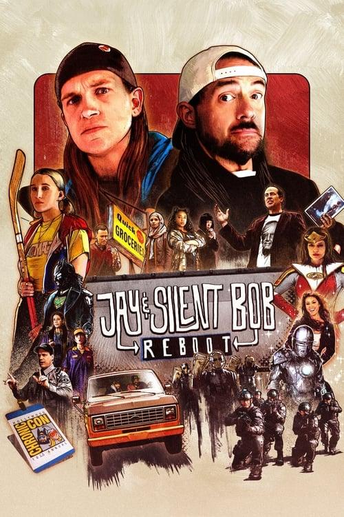 ดูหนังออนไลน์ [NETFLIX] Jay and Silent Bob Reboot (2019) เจย์กับบ็อบ