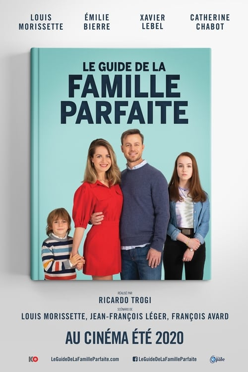 ดูหนังออนไลน์ [NETFLIX] The Guide to the Perfect Family (2021) คู่มือครอบครัวแสนสุข