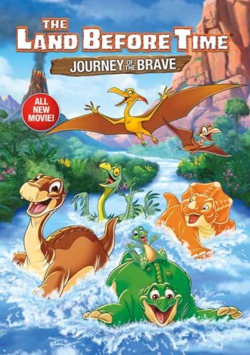 ดูหนังออนไลน์ [NETFLIX] The Land Before Time XIV Journey of the Brave (2016) ญาติไดโนเสาร์เจ้าเล่ห์ ตอนการผจญภัยของผู้กล้า