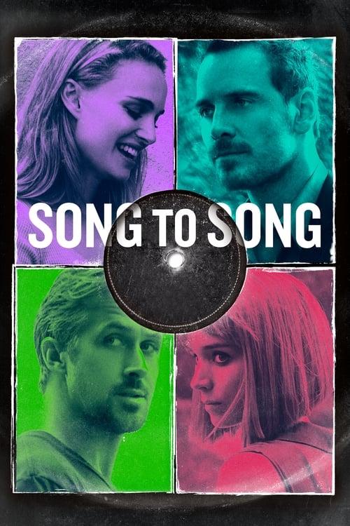 ดูหนังออนไลน์ Song to Song (2017)