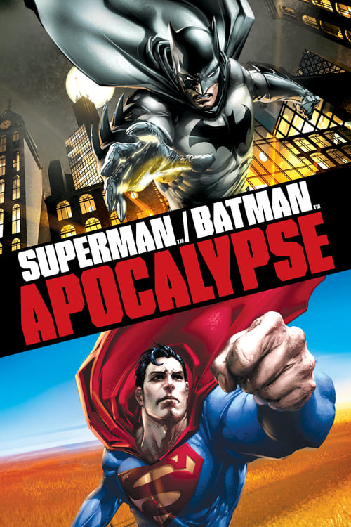 ดูหนังออนไลน์ Superman Batman Apocalypse (2010) ซูเปอร์แมน กับ แบทแมน ศึกวันล้างโลก