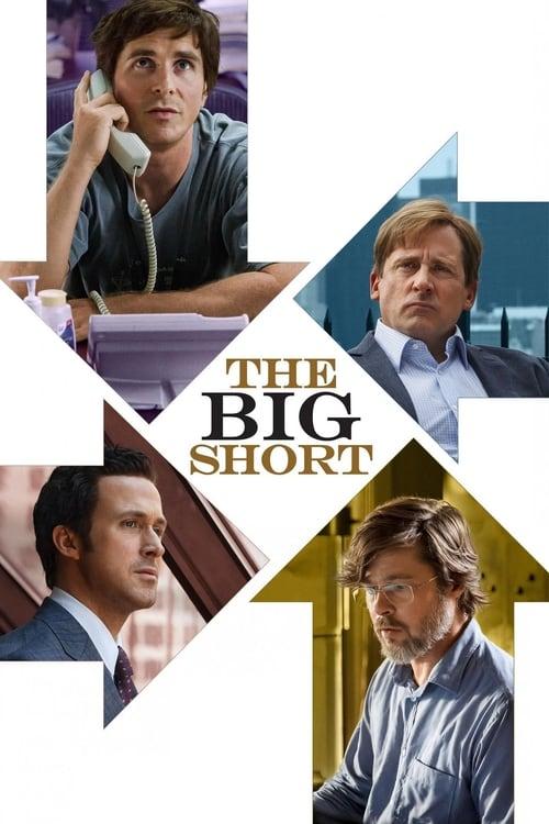 ดูหนังออนไลน์ The Big Short (2015) เกมฉวยโอกาสรวย