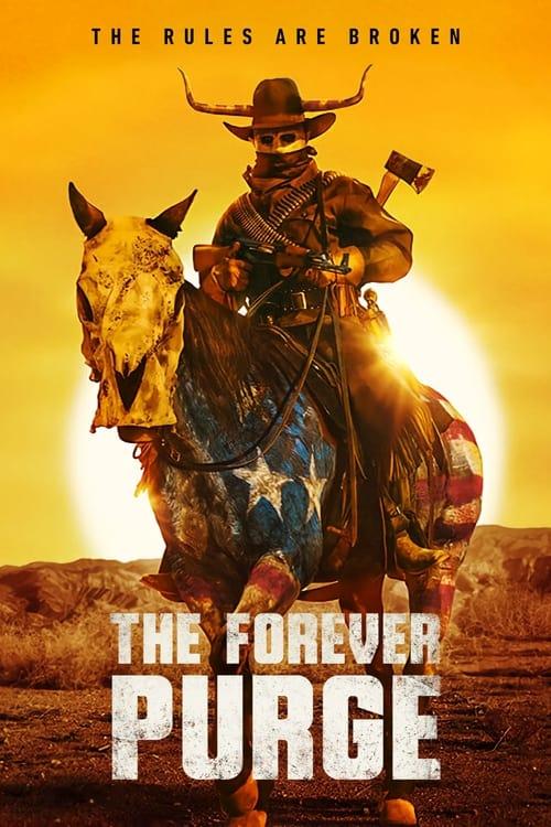 ดูหนังออนไลน์ฟรี The Forever Purge (2021) คืนอำมหิต อำมหิตไม่หยุดฆ่า