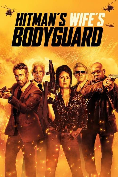 ดูหนังออนไลน์ The Hitmans Wifes Bodyguard (2021) แสบซ่าส์แบบว่าบอดี้การ์ด 2
