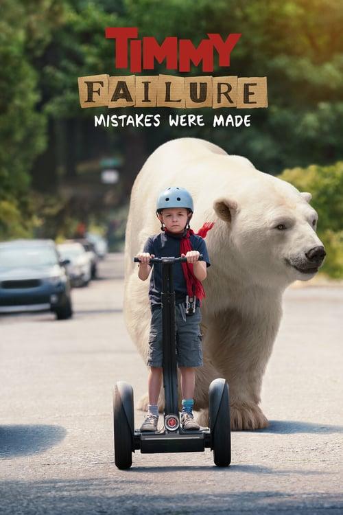 ดูหนังออนไลน์ฟรี Timmy Failure Mistakes Were Made (2020)
