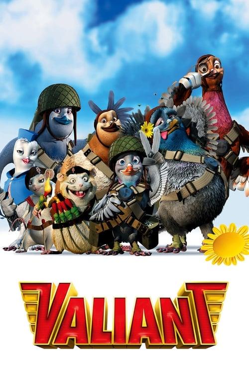 ดูหนังออนไลน์ VALIANT (2005)
