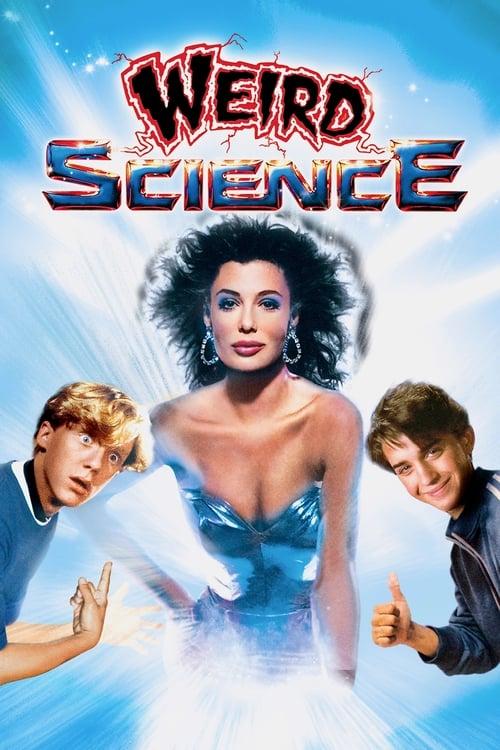 ดูหนังออนไลน์ Weird Science (1985)