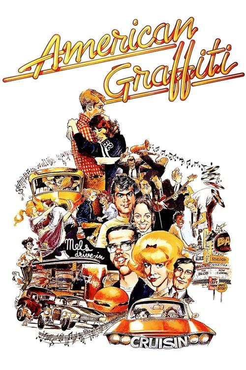 ดูหนังออนไลน์ American Graffiti (1973)