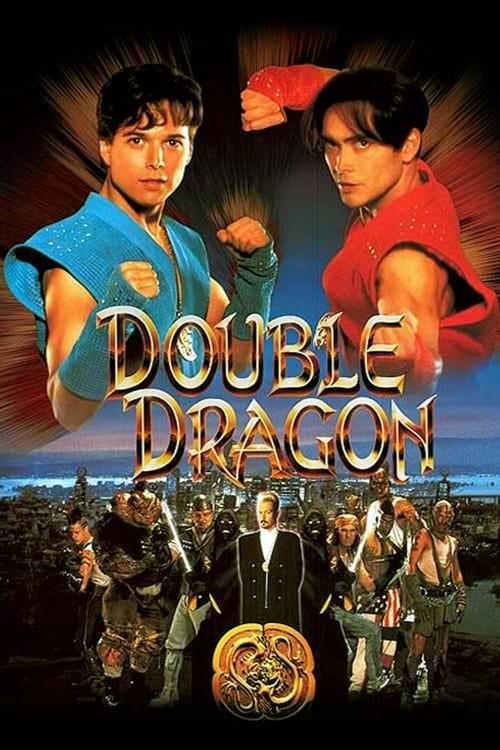 ดูหนังออนไลน์ฟรี Double Dragon (1994) มังกรคู่มหากาฬ
