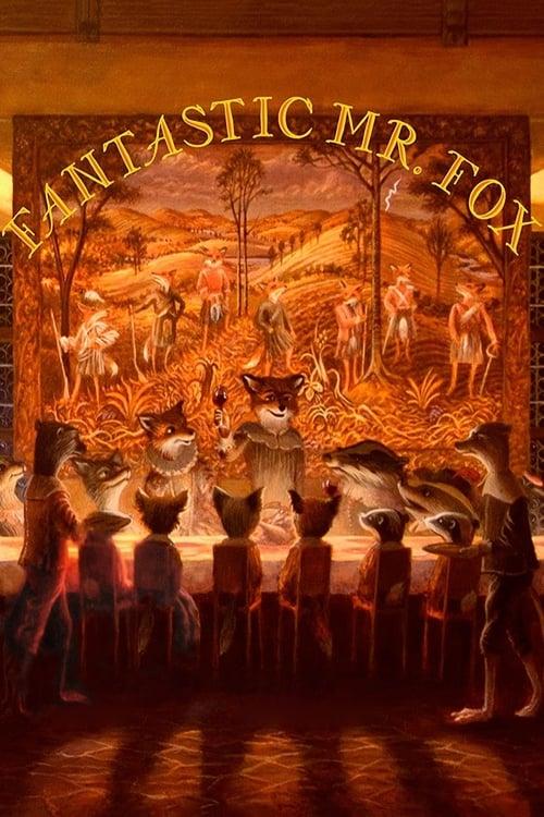 ดูหนังออนไลน์ Fantastic Mr. Fox (2009) คุณจิ้งจอกจอมแสบ