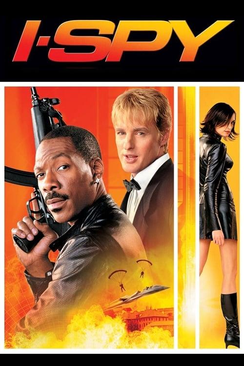 ดูหนังออนไลน์ I-Spy (2002) พยัคฆ์ร้ายใต้ดิน
