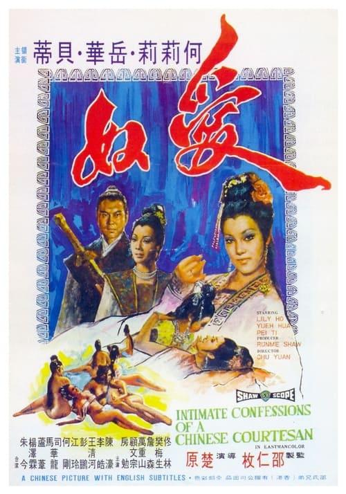 ดูหนังออนไลน์ Intimate Confessions of a Chinese Courtesan (1972) เลือดแค้นนางโลมสะท้านเมือง