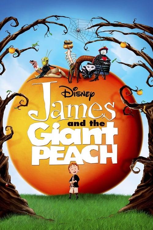 ดูหนังออนไลน์ฟรี James And The Giant Peach (1996) เจมส์กับลูกพีชยักษ์มหัศจรรย์