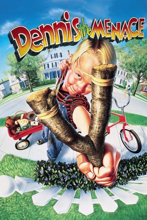 ดูหนังออนไลน์ [NETFLIX] Dennis the Menace (1993) เดนนิส ตัวกวนประดับ