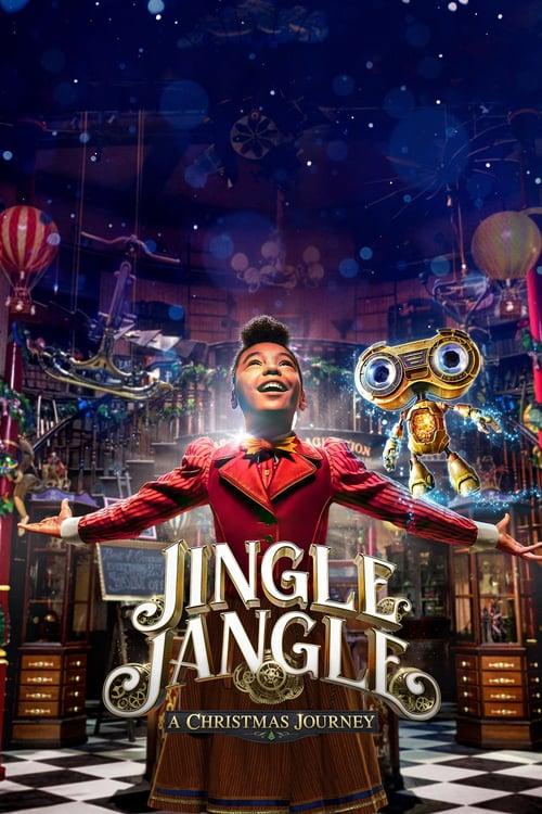 ดูหนังออนไลน์ฟรี [NETFLIX] Jingle Jangle A Christmas Journey (2020) จิงเกิ้ล แจงเกิ้ล คริสต์มาสมหัศจรรย์