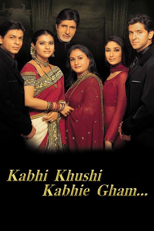 ดูหนังออนไลน์ฟรี [NETFLIX] Kabhi Khushi Kabhie Gham (2001) ฟ้ามิอาจกั้นรัก