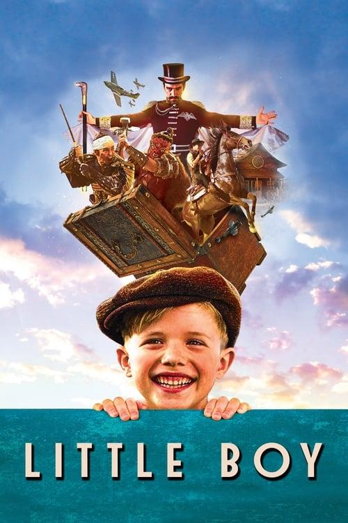 ดูหนังออนไลน์ [NETFLIX] Little Boy (2015) มหัศจรรย์ พลังฝันบันลือโลก