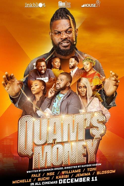 ดูหนังออนไลน์ฟรี [NETFLIX] Quams Money (2020) เศรษฐีใหม่