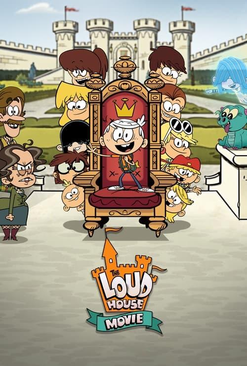 ดูหนังออนไลน์ฟรี [NETFLIX] The Loud House Movie (2021) ครอบครัวตระกูลลาวด์