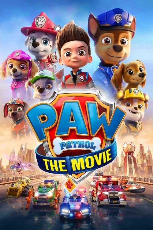 ดูหนังออนไลน์ PAW Patrol The Movie (2021)