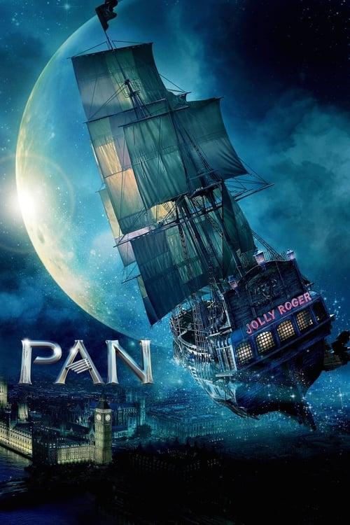 ดูหนังออนไลน์ Pan (2015) ปีเตอร์ แพน