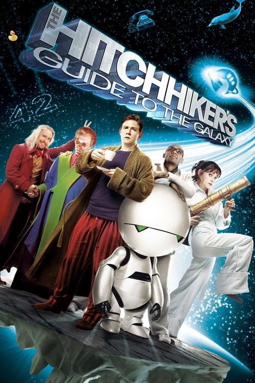 ดูหนังออนไลน์ The Hitchhikers Guide to the Galaxy (2005) รวมพลเพี้ยนเขย่าต่อมจักรวาล
