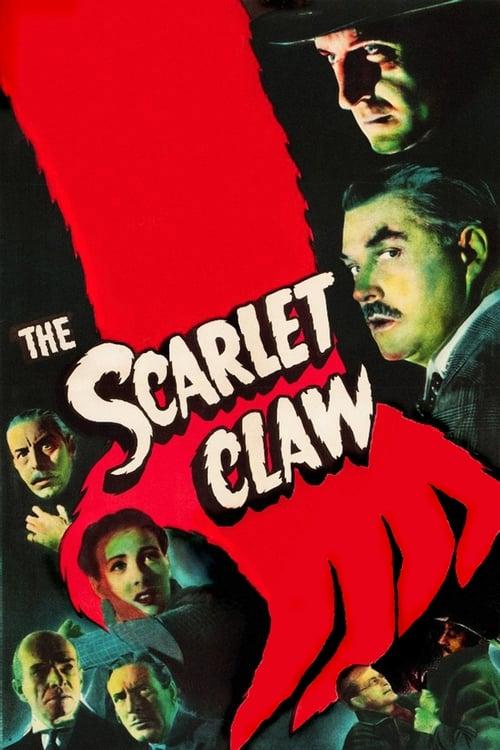 ดูหนังออนไลน์ The Scarlet Claw (1944)
