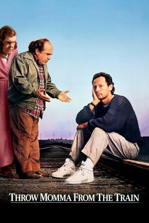 ดูหนังออนไลน์ฟรี Throw Momma from the Train (1987) ต้องฆ่าให้ฮาโลกแตก