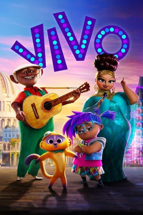 ดูหนังออนไลน์ Vivo (2021) วีโว่