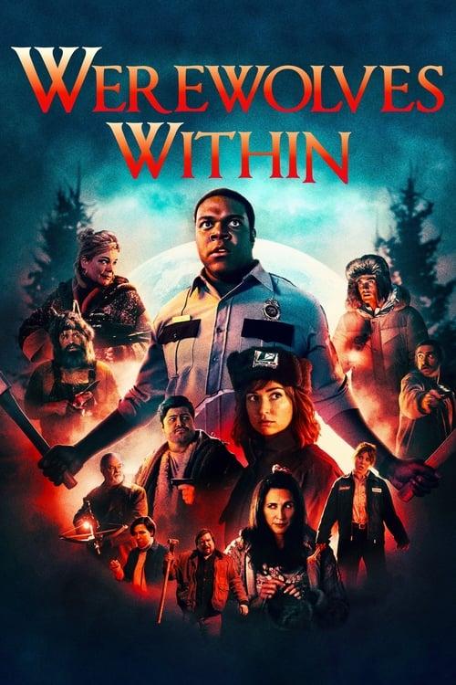 ดูหนังออนไลน์ Werewolves Within (2021) คืนหอนคนป่วน