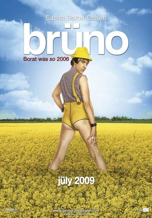 ดูหนังออนไลน์ฟรี 18+Bruno (2009) บรูโน่ บรูลึ่ง