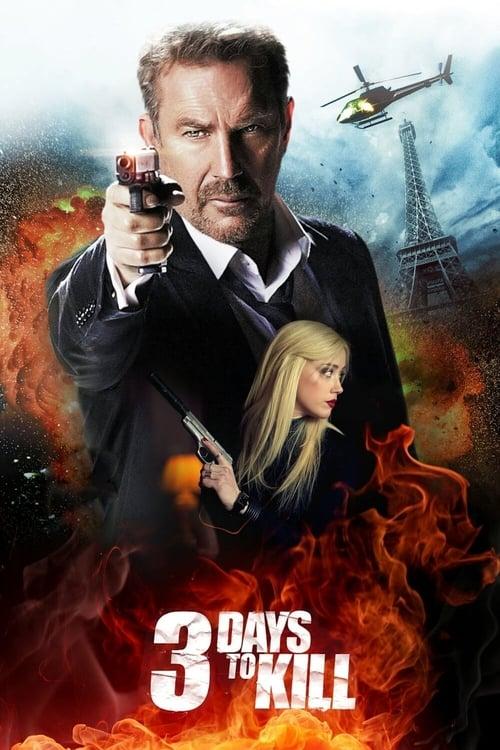 ดูหนังออนไลน์ 3 Days to Kill (2014) 3 วันโคตรอันตราย