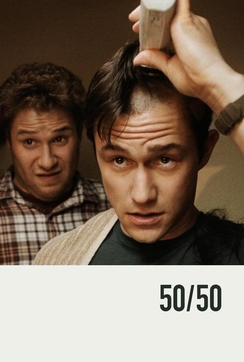 ดูหนังออนไลน์ 50/50 (2011) ฟิฟตี้ ฟิฟตี้ ไม่ตายก็รอดวะ