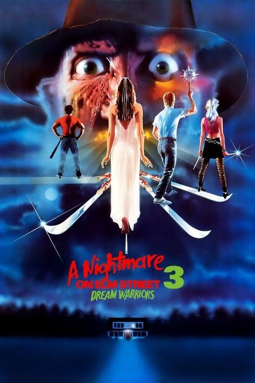 ดูหนังออนไลน์ A Nightmare On Elm Street 3 Dream Warriors (1987) นิ้วขเมือบ ภาค 3