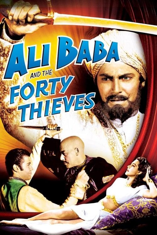 ดูหนังออนไลน์ Ali Baba and the forty thieves (1944) อาลีบาบาและโจรสี่สิบคน