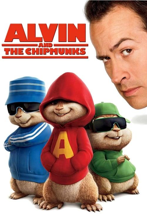 ดูหนังออนไลน์ Alvin and the Chipmunks (2007) แอลวินกับสหายชิพมังค์จอมซน