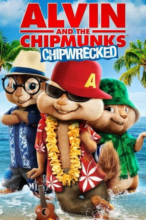 ดูหนังออนไลน์ฟรี Alvin and the Chipmunks 3 Chipwrecked (2011) แอลวินกับสหายชิพมังค์จอมซน 3