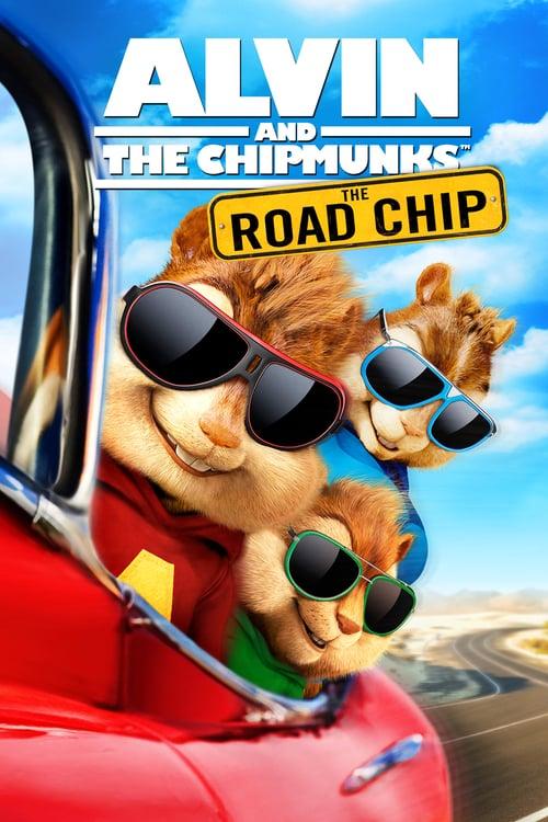 ดูหนังออนไลน์ Alvin and the Chipmunks 4 The Road Chip (2015) แอลวินกับสหายชิพมังค์จอมซน 4