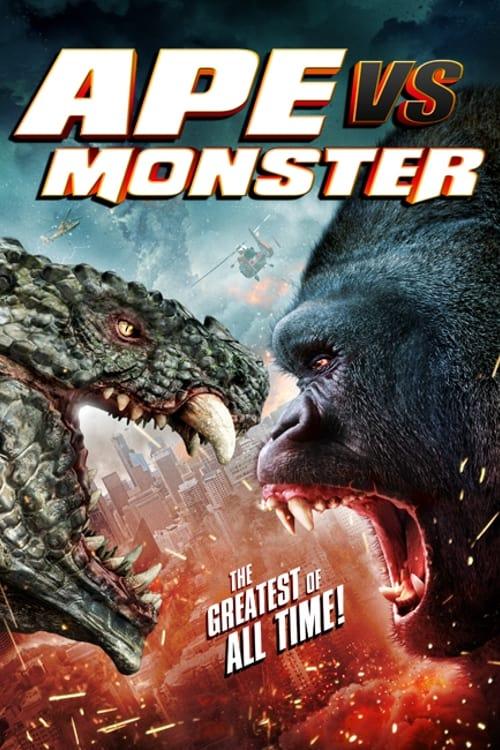 ดูหนังออนไลน์ Ape vs. Monster (2021)
