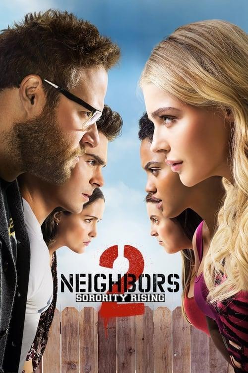 ดูหนังออนไลน์ Bad Neighbours 2 (2016) เพื่อนบ้านมหา(บรร)ลัย2