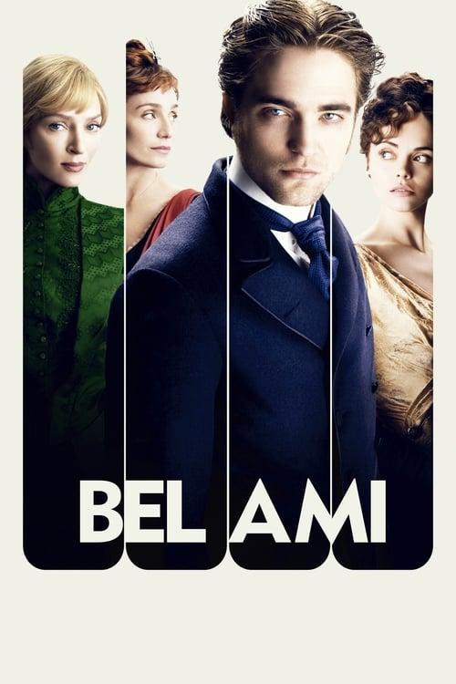 ดูหนังออนไลน์ Bel Ami (2012) เบลอามี่ ผู้ชายไม่ขายรัก
