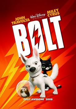 ดูหนังออนไลน์ฟรี Bolt (2008) โบลท์ซูเปอร์โฮ่งฮีโร่หัวใจเต็มร้อย