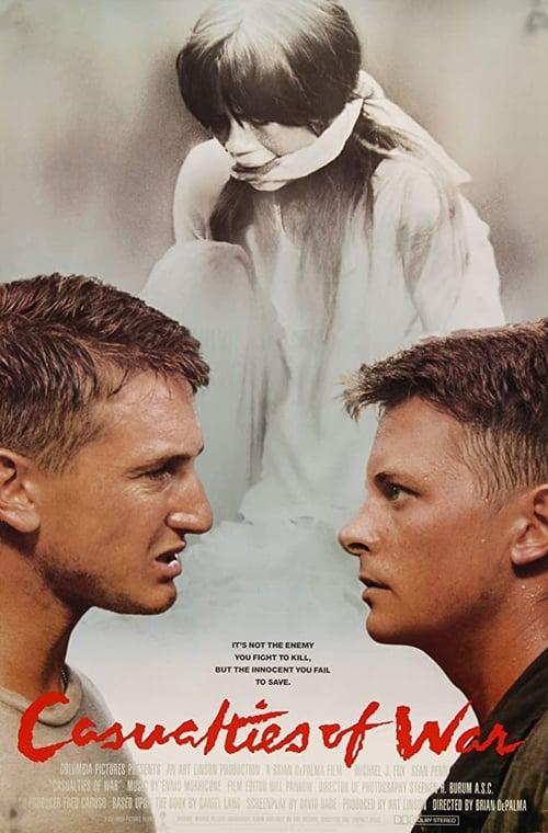 ดูหนังออนไลน์ฟรี Casualties of War (1989) เดนหักเดน