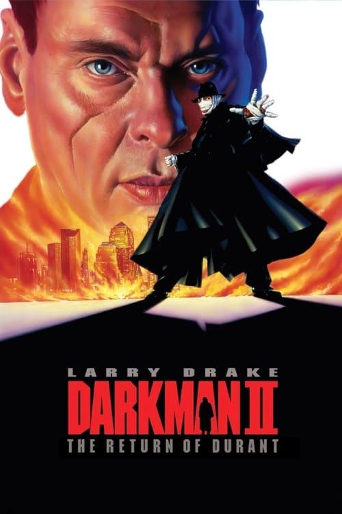 ดูหนังออนไลน์ Darkman 2 The Return of Durant (1995)