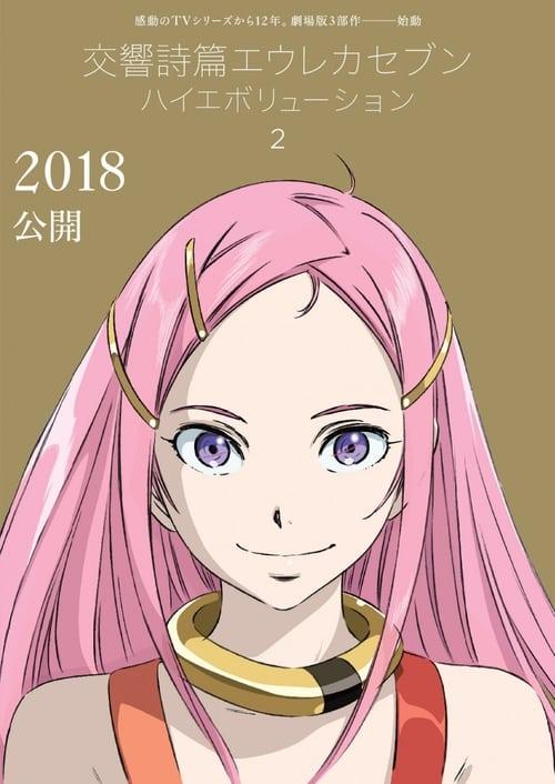 ดูหนังออนไลน์ฟรี Eureka Seven Hi-Evolution 2: Anemone (2018)