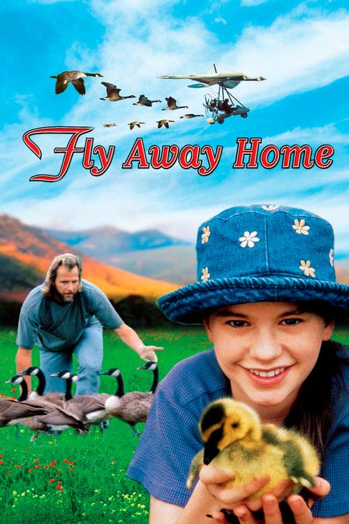 ดูหนังออนไลน์ Fly Away Home 1996 เพื่อนรักสุดขอบฟ้า 1996