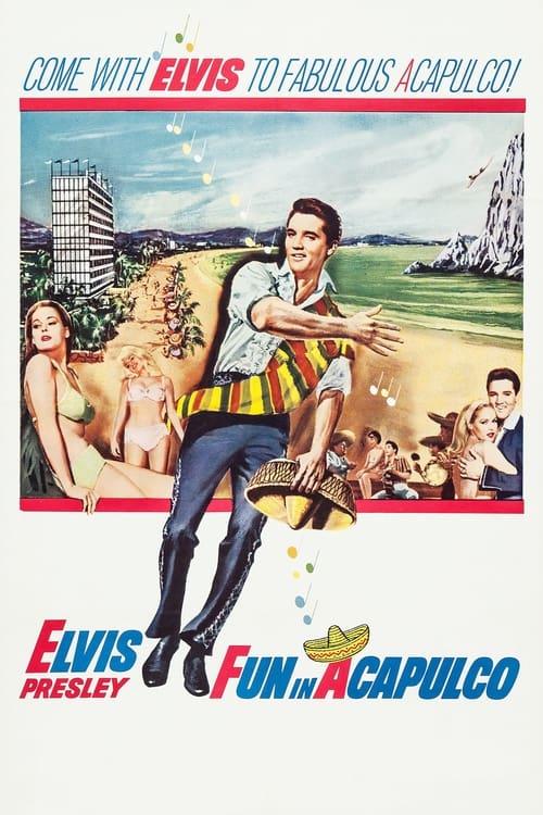 ดูหนังออนไลน์ Fun in Acapulco (1963) มนต์ร็อคอะคาพูลโก